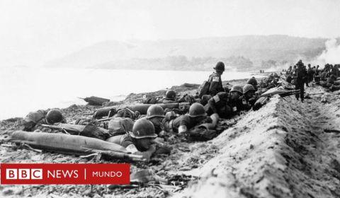 """""""El otro Día D"""": la importante pero olvidada batalla de la Segunda Guerra Mundial que tuvo como protagonistas a soldados africanos – BBC News Mundo"""