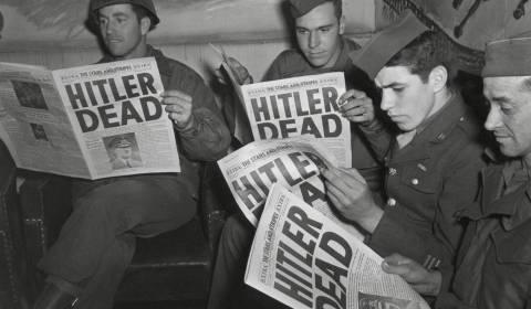 Historia: La conspiración sobre la muerte de Hitler que se refuerza con un submarino