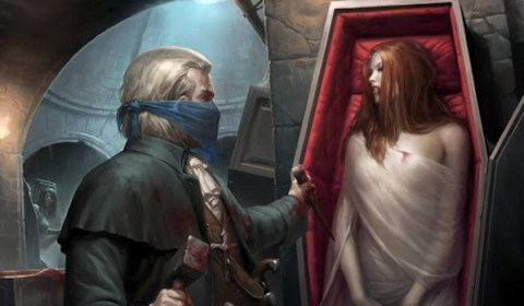 Los secretos para destruir muertos vivientes y vampiros de los cazabrujas del siglo XVIII