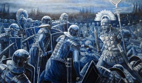 La prueba más dura de las legiones romanas: la destrucción de una secta de locos hechiceros