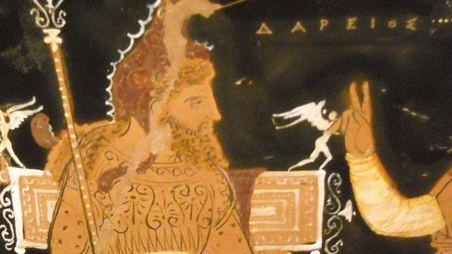 Darío el Grande, representado por un artista griego. Carlo Raso / CC BY-SA 2.0