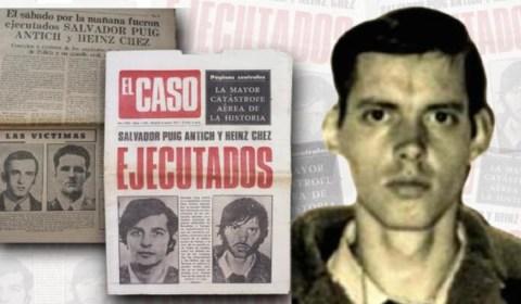 El misterio del preso desconocido que Franco ejecutó por garrote vil junto a Salvador Puig Antich en 1972