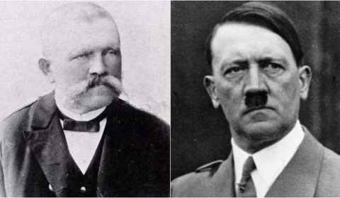 """Las cartas inéditas que descubren al padre brutal y """"autoritario"""" de Hitler: así instigó a su hijo"""