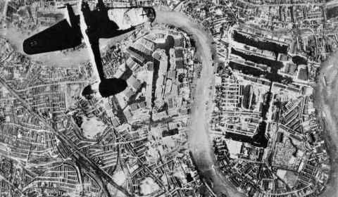"""""""Esconda su bici y rompa sus mapas"""": así instruyó Churchill a los británicos contra la invasión nazi"""