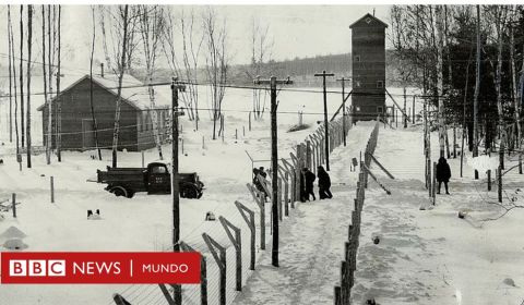 La poco conocida historia de los italianos enviados a campos de internamiento en Canadá durante la II Guerra Mundial – BBC News Mundo