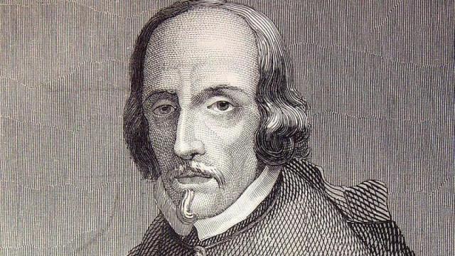 Pedro Calderón de la Barca. Dominio público