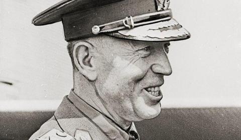 El mariscal rumano Ion Antonescu, el más fiel aliado de Hitler
