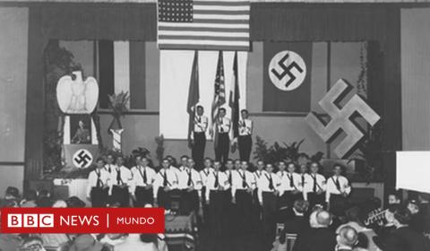 """""""Hitler en Los Ángeles"""": cómo una red de ciudadanos espías desmanteló un plan nazi para exterminar judíos en Hollywood antes de la Segunda Guerra Mundial – BBC News Mundo"""