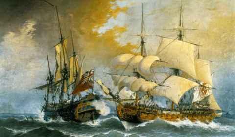 Cuando España logró la segunda mayor flota de guerra del mundo: el éxito que Trafalgar ocultó