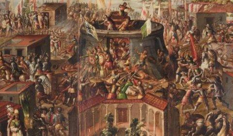 Traición a los pueblos aliados, esclavismo y cruentas masacres: lo que ocurrió tras la caída de Tenochtitlan – Infobae