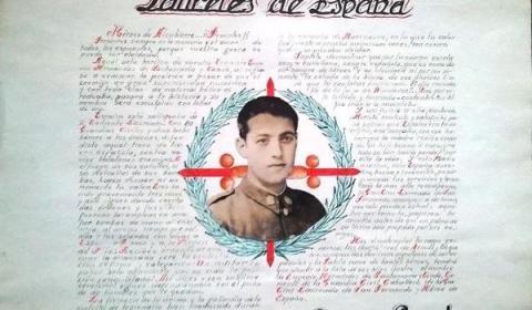 Guerra civil | Vida y muertes del Teniente Santamaría – El Salto – Edición General