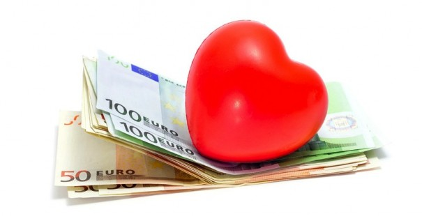 amor y dinero