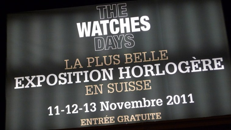 the watches days_2011