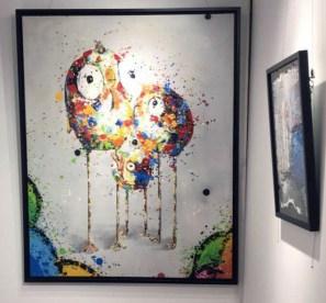 Amanda Wei Gallery HongKong 2017 CEET