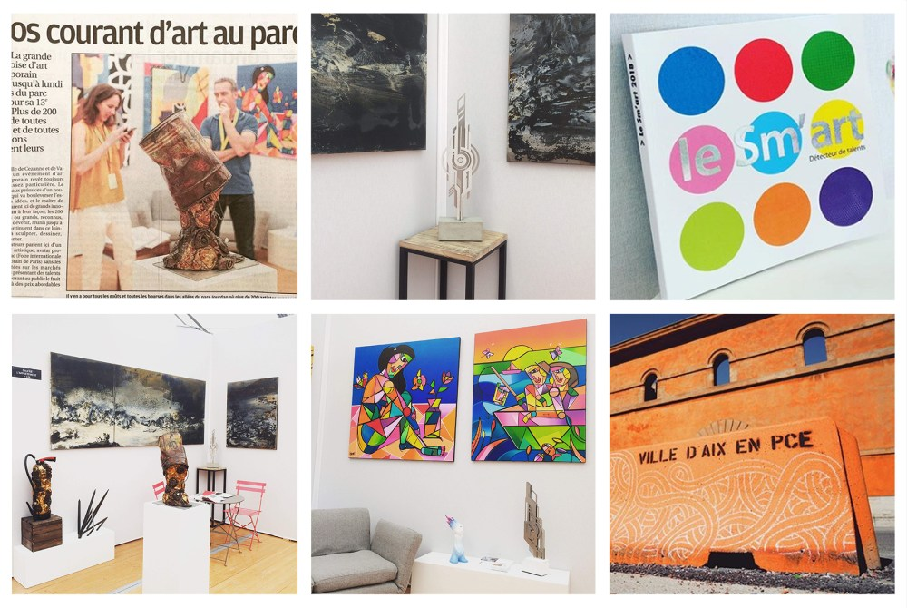 SMART AIX 2018 APPARTEMENT GALERIE
