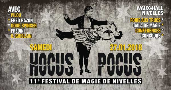 Hocus Pocus Nivelles