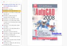 Sách AutoCad 2008 - Cơ sở vẽ thiết kế hai chiều (2D)