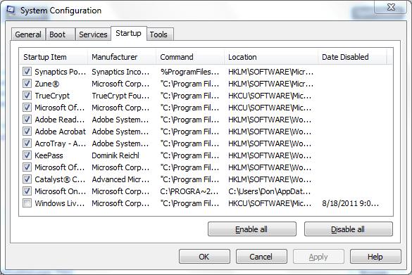 Mẹo khởi động nhanh phần mềm AutoCad