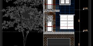 Hồ sơ mẫu nhà phố 3 tầng 5x14m full KT