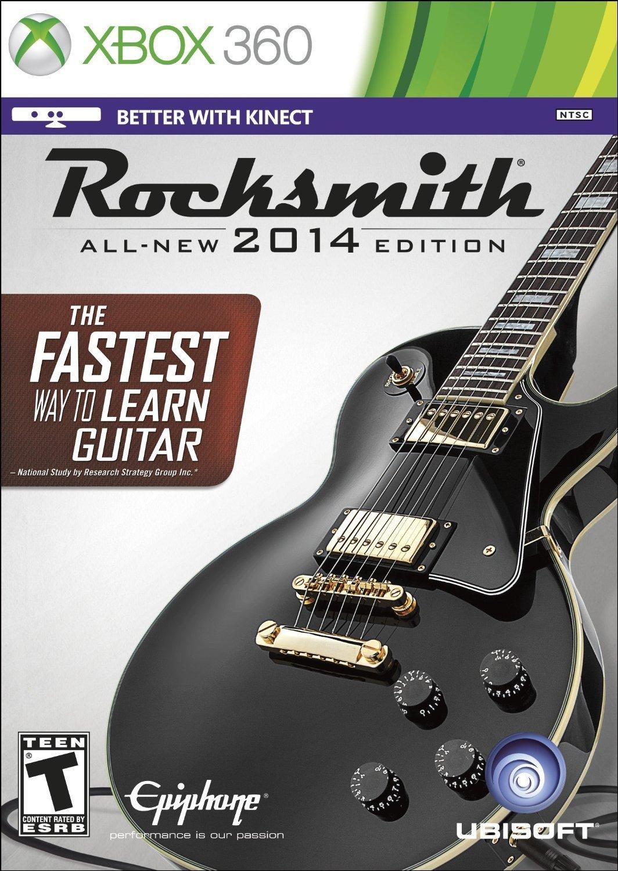Rocksmith 2014 XBOX360 Xbox 360