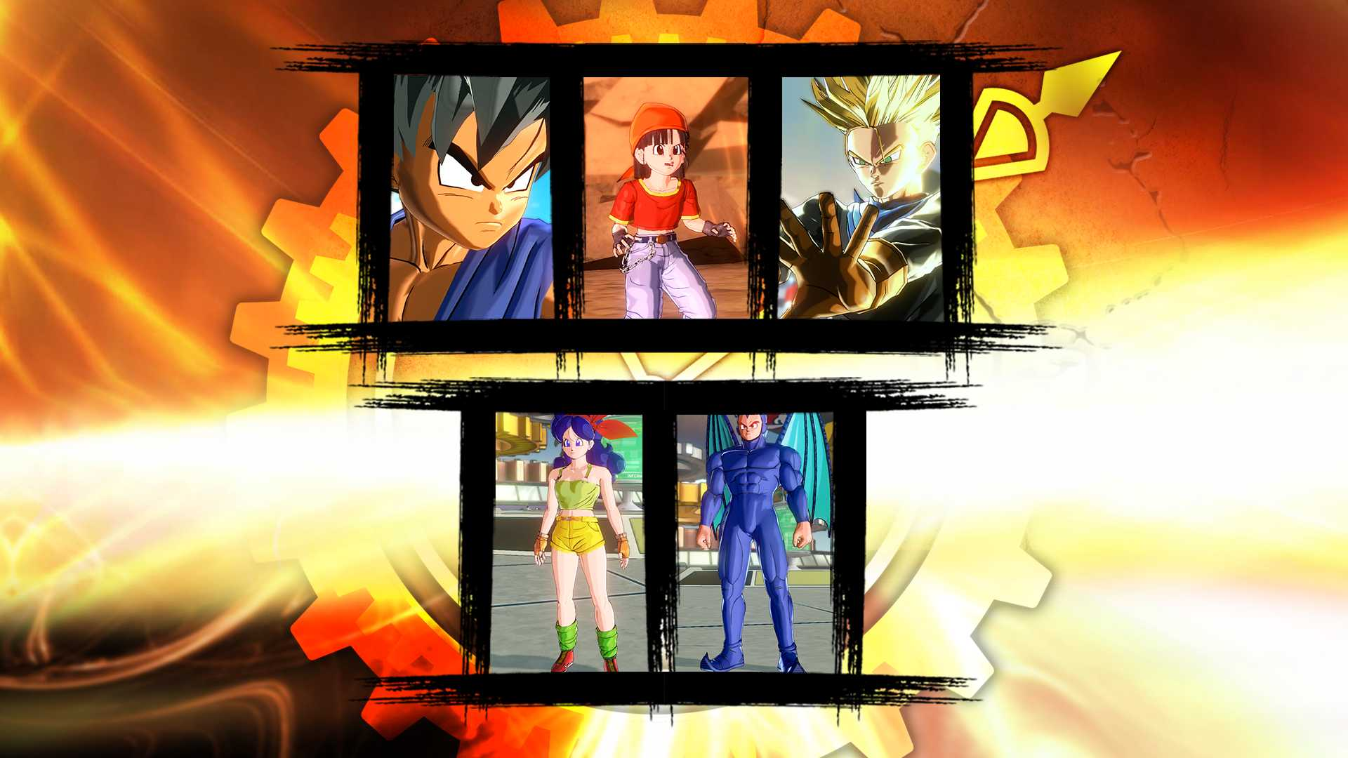 Buy Dragon Ball Xenoverse PACK GT 1 Xbox Store Checker