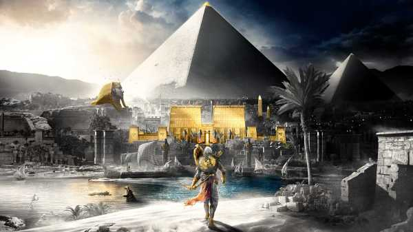Buy Assassin's Creed® Origins - GOLD EDITION - Xbox Store ...