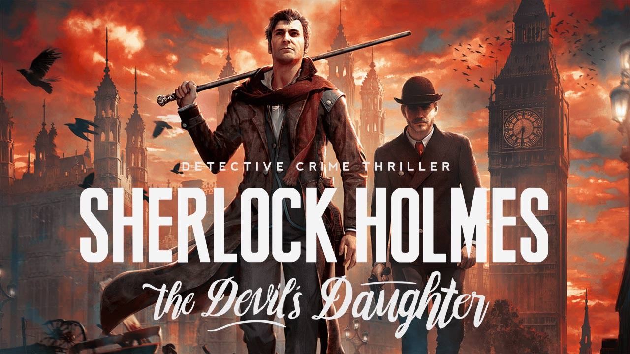 Sherlock Holmes The Devils Daughter En Prachat Sur Xbox