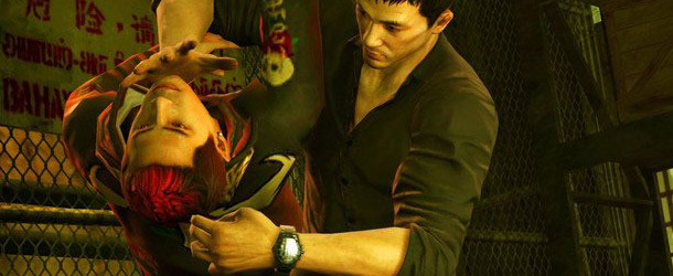 GameSpy Practice Your Kung Fu In The Sleeping Dogs Demo