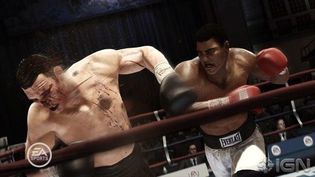 Fight Night Champion Picture