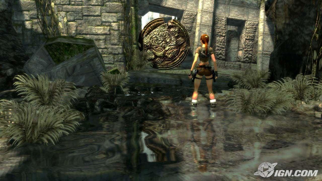 Tomb Raider Legend Screens Xdude 360 NeoGAF