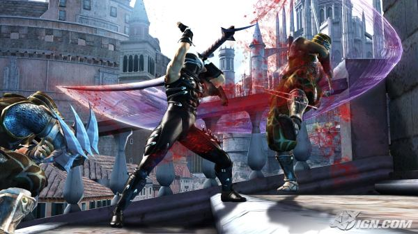 new ninja gaiden # 12