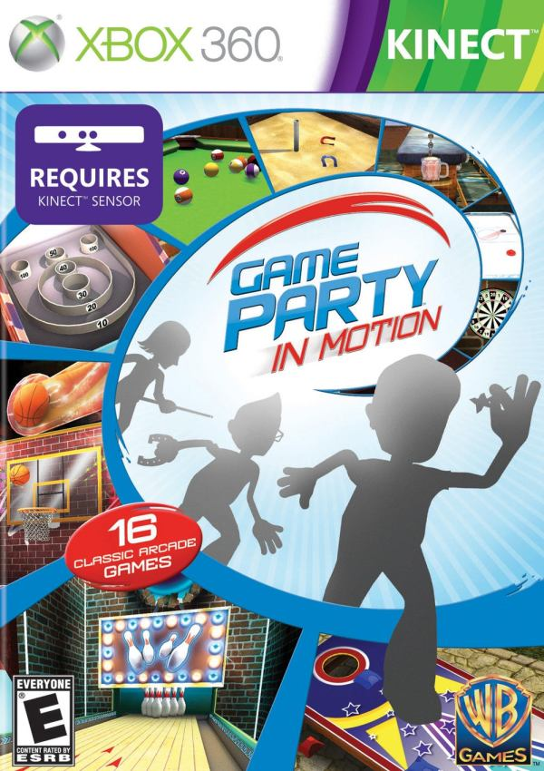 Game Party: In Motion - Xbox 360 - IGN