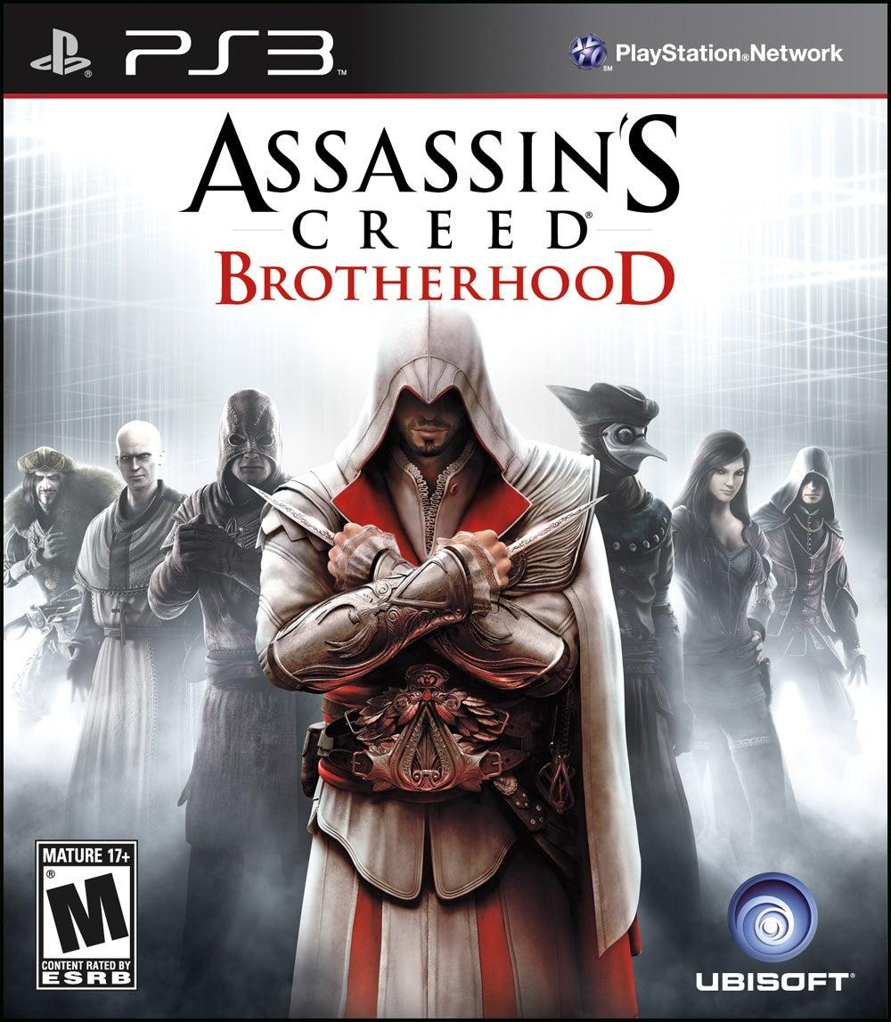 Assassins Creed Brotherhood PlayStation 3 IGN
