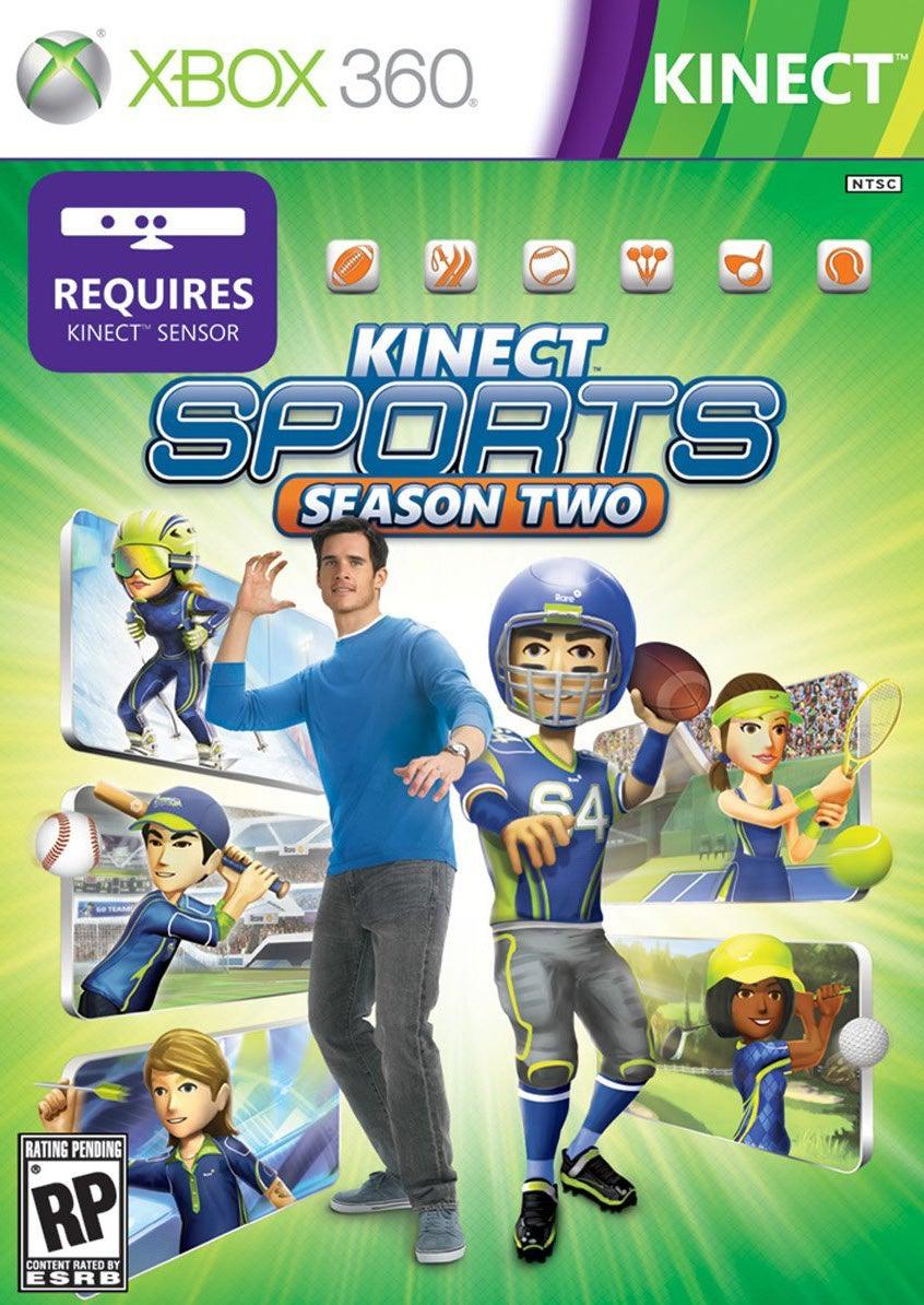Kinect Sports Season 2 Xbox 360 IGN