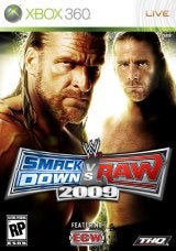WWE SmackDown VS Raw 209
