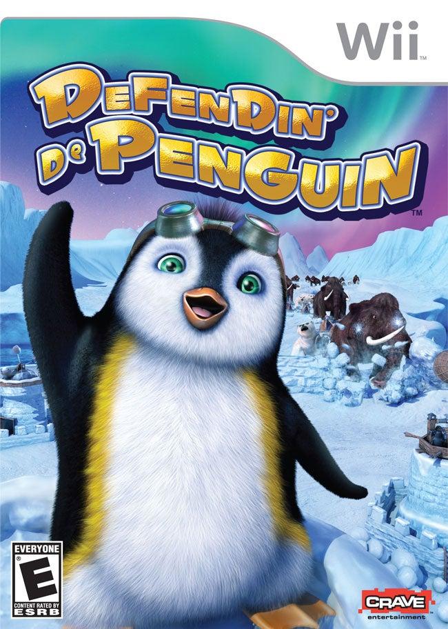 Defendin De Penguin Wii IGN