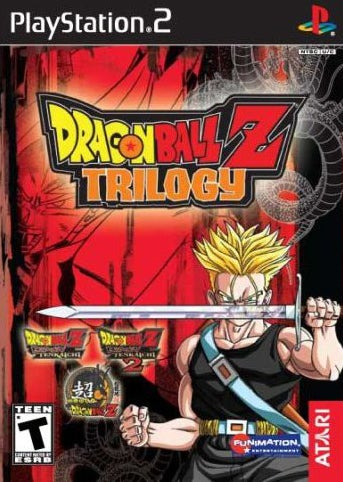Dragon Ball Z Trilogy PlayStation 2 IGN