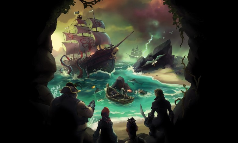 Sea of Thieves store banner