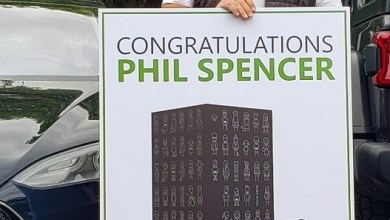 Photo of Phil Spencer celebrates 30 years at Microsoft