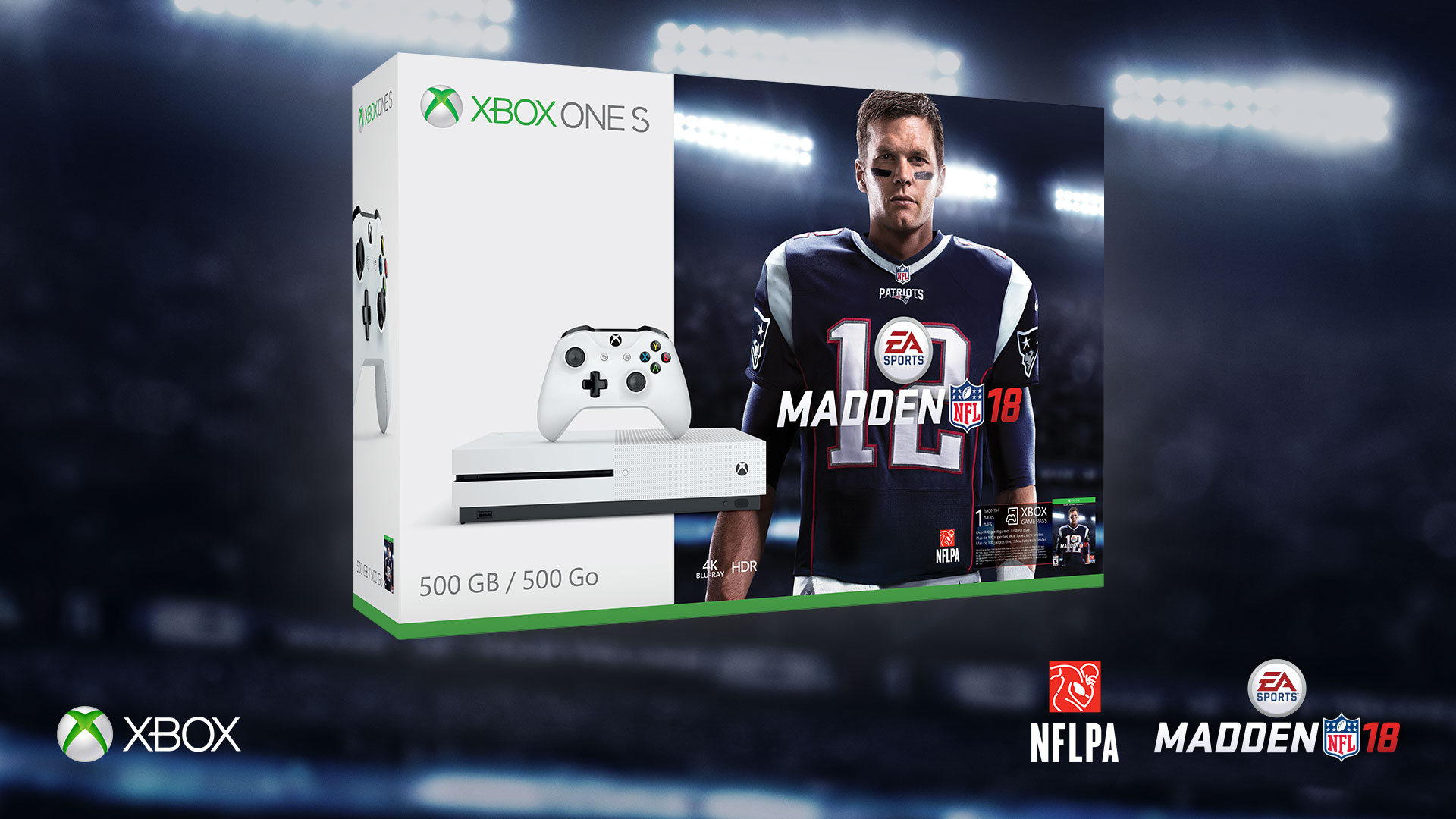 Get The Ultimate Madden Experience With The 500GB Xbox One