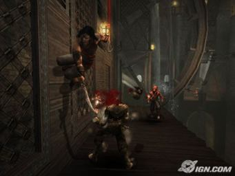 Resultado de imagem para Prince of Persia: Warrior Within