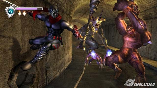 Image result for Ninja Gaiden Black