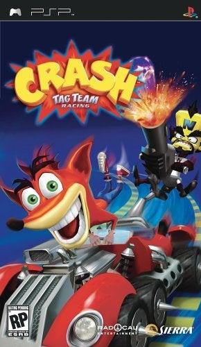 Crash Tag Team Racing IGN