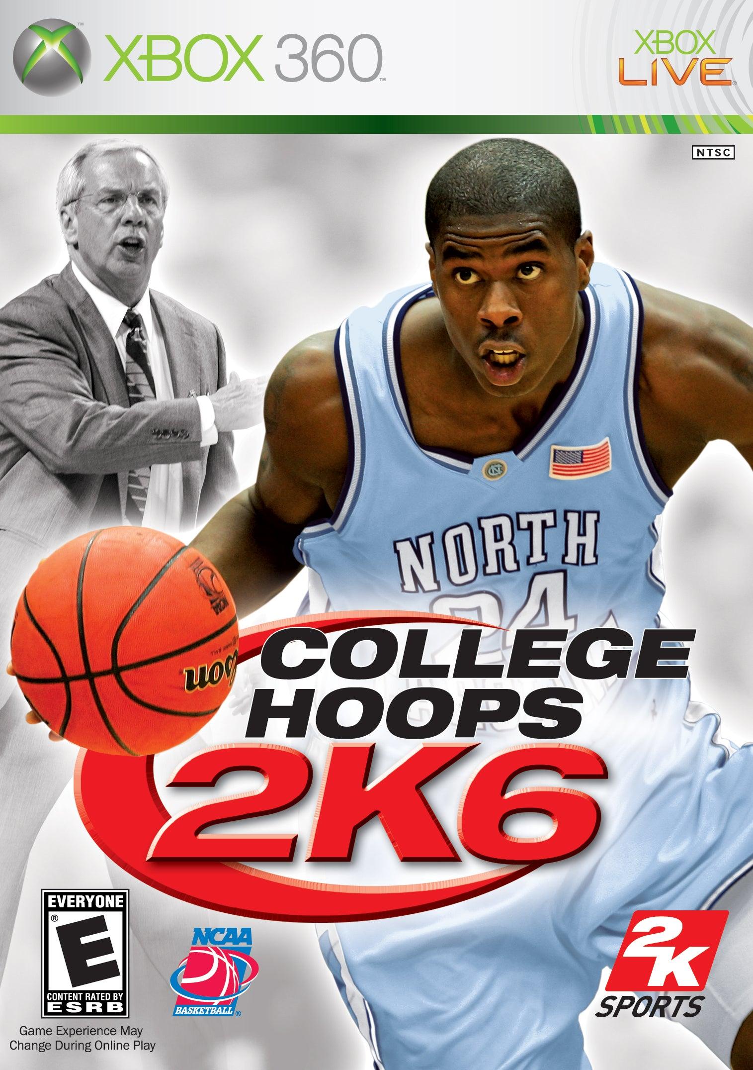 College Hoops 2K6 Xbox 360 IGN