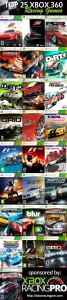 25 Best Xbox 360 Driving Games   Xbox One Racing Wheel Pro Top 25 Xbox 360 Racing Games