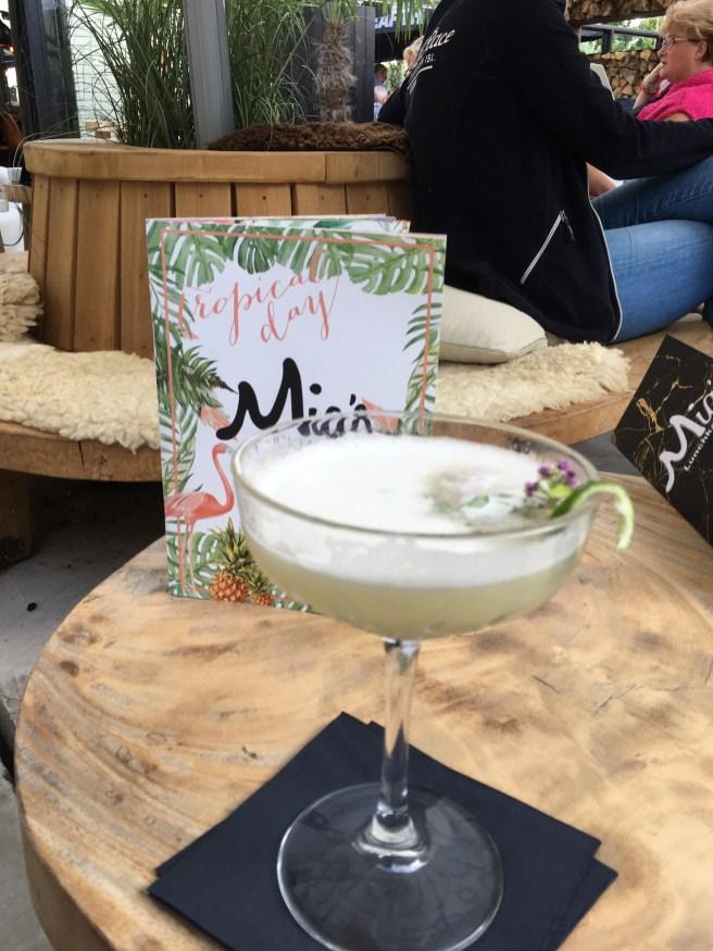 Cocktail van de maand bij Mia's
