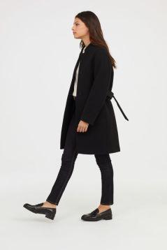 H&M conscious wollen jas