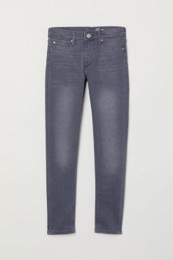 H&M grijze skinny