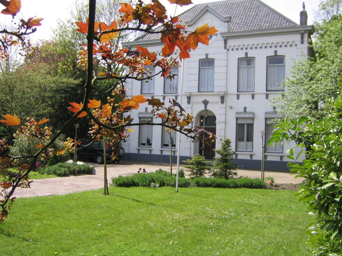 pastorie Groenendijk Kloosterzande