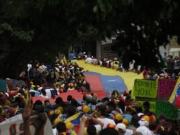 Guayana reclama sus calles 22-02-2014.